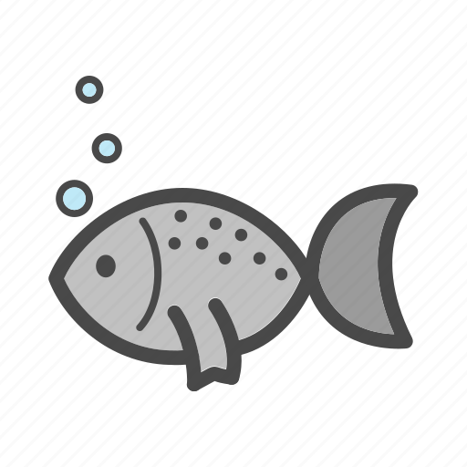 category, fish, food, market icon