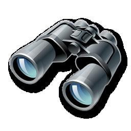 binoculars view png - photo #20