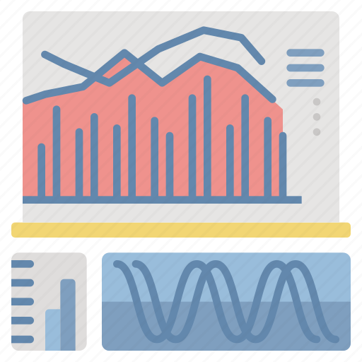 analytics, chart, presentation, report, statistics icon