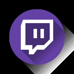 twitch, twitch.tv icon