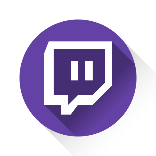 Follow Us on Twitch
