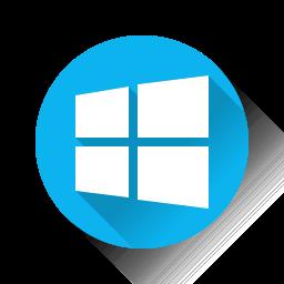 microsoft, windows, windows8 icon