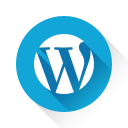 wordpress, wp icon