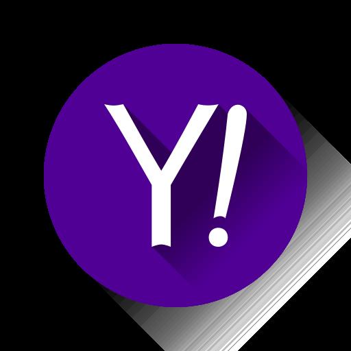 y, y!, yahoo icon
