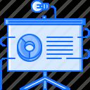 bulb, business, description, idea, plan, presentation, training icon