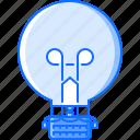 balloon, basket, bulb, business, idea, light, startup icon