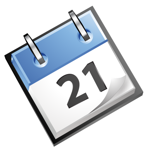 Calendar Icon Png Blue : Calendar date icon search engine