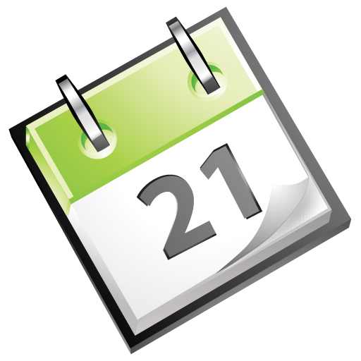 Calendar, date, green icon | Icon search engine | Iconfinder