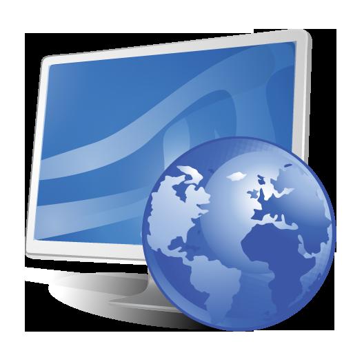Browse, internet, monitor, screen icon | Icon search engine