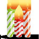נרות ליום הולדת