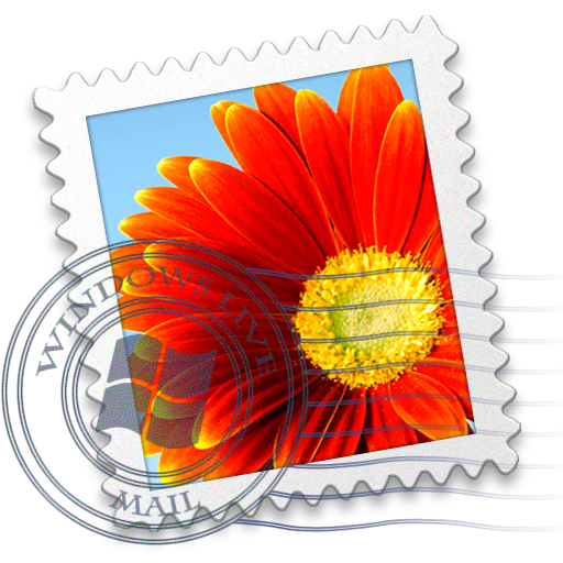 live, mail, windows icon