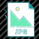 extension, file type, format, image, jpg, type
