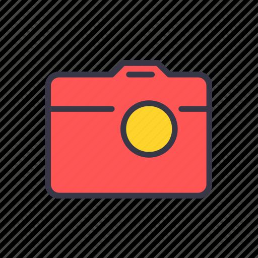 camera, capture, digital, photo, photographer, photography, shutterbug icon