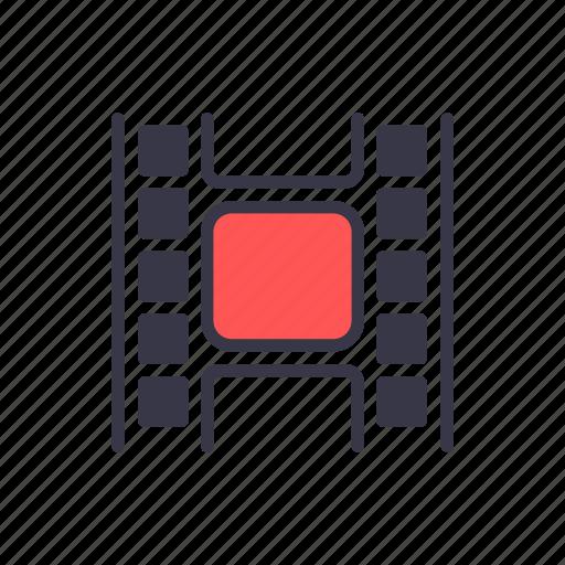 camera, cinema, film, movie, multimedia, video icon