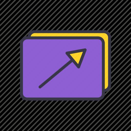 gallery, image, maximize, photo, picture, screen, small icon