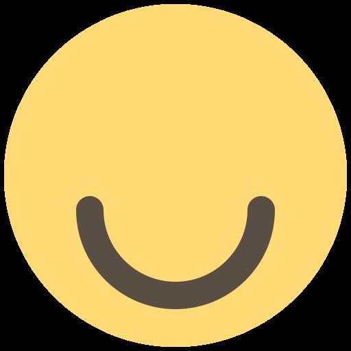 emoji, expression, face, feeling, happy, smile, smiley icon