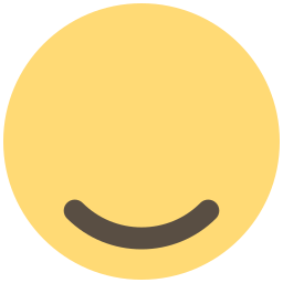 emoji, expression, face, feeling, happy, smiley, white smile icon