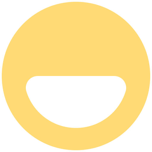 emoji, expression, face, feeling, grin, happy, smiley icon