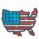 usa, cultures, america, flags, symbol