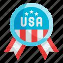 badge, insignia, reward, medal, emblem