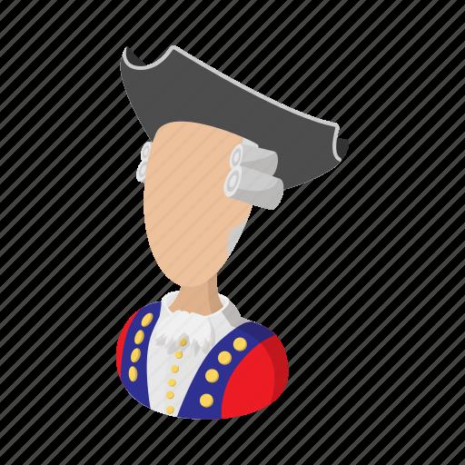 costume, history, independence, man, united, usa, washington icon