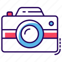 camera, gadget, instant camera, photography, photography equipment icon