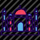 indain mausoleum, indian landmark, indian monument, memorial landmark, taj mahal icon
