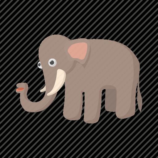 african, animal, cartoon, elephant, india, indian, travel icon