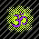 comics, hindu, india, om, religion, religious, yoga