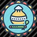 janmashtmi, krishna, flute, birth, culture, celebration, makkhan pot