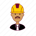 .svg, engenheiro, engineer, india, indian man, job, profession, professional, profissão icon