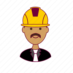 .svg, engenheiro, engineer, india, indian man, job, profession, professional, profissão icon