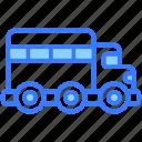 bus, transport, vehicle, travel, transportation, automobile