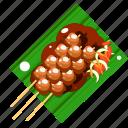 food, indonesia, indonesian food, satay icon