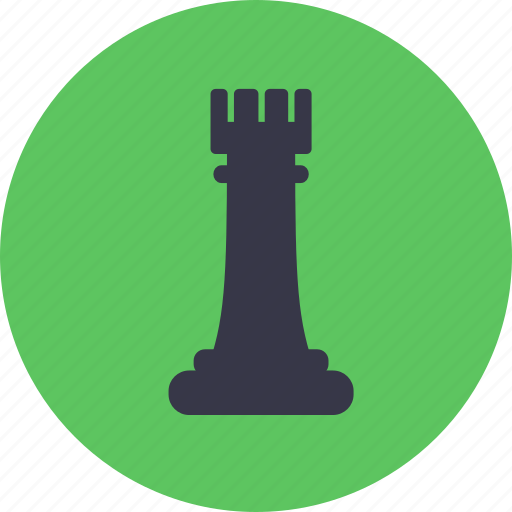 Battle, checkmate, chess, figure, game, games, rook icon - Download on Iconfinder