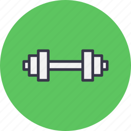 barbell, dumbbell, dumbell, fitness, gym, weight, weightlifting icon