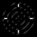 board, dart, focus, game, target icon