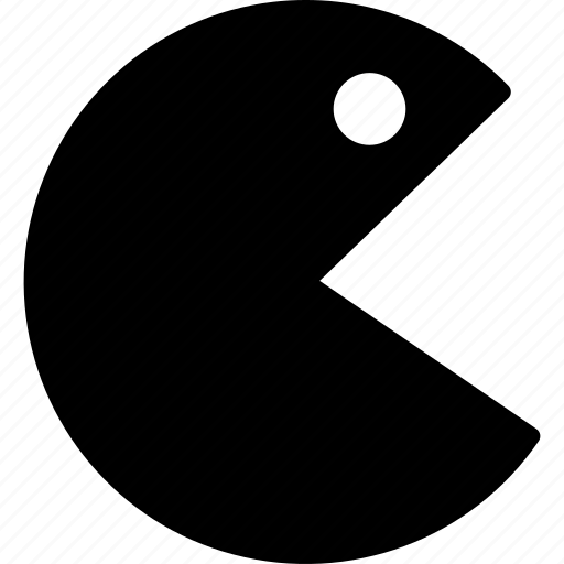 character, computer, entertainment, fun, game, pacman, play icon