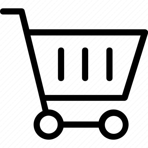 cart, ecommerce, shopping, shopping cart, trolley icon