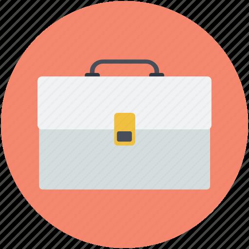 bag, briefcase, business bag, documents bag, portfolio icon