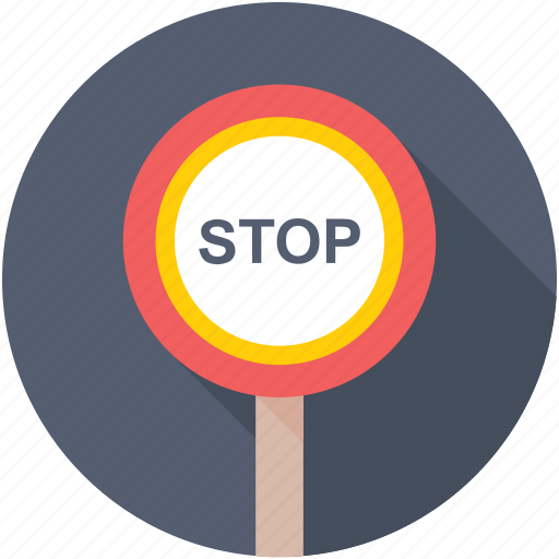 do not enter, l, no entry, prohibition, stop sign, warning sign icon