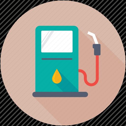 Fuel station, petrol pump, gas station, fuel pump, filling station icon - Download