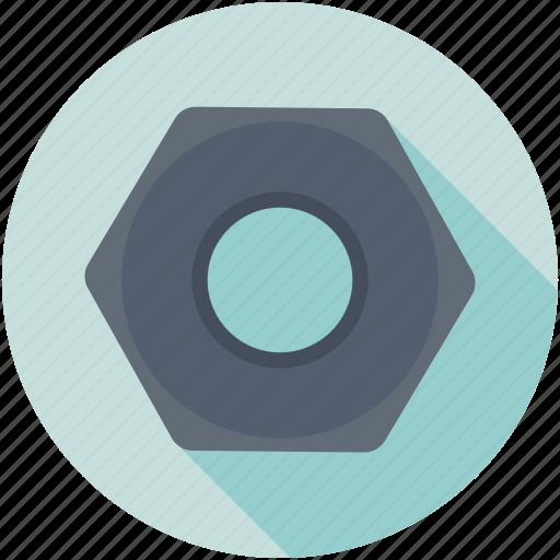 bolt, construction, industry, instrument, maintenance icon
