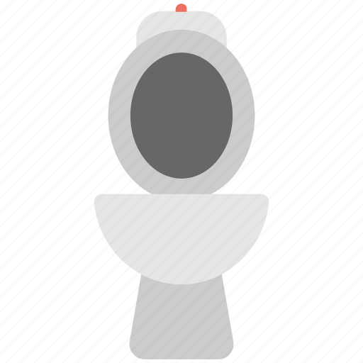 Washroom, toilet, bathroom, restroom, commode icon