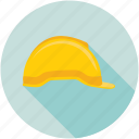 construction helmet, hard hat, labour helmet, safety hat, skullgard icon
