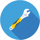 handyman, repairing, spanner, tool, wrench icon