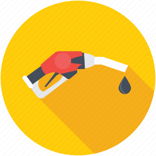 fuel gun, fuel nozzle, fuel pipe, fuel pump, pump nozzle icon