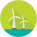 windmill, wind generator, wind energy, whirligig, wind turbine