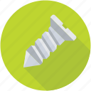 construction, industry, instrument, maintenance, screw icon