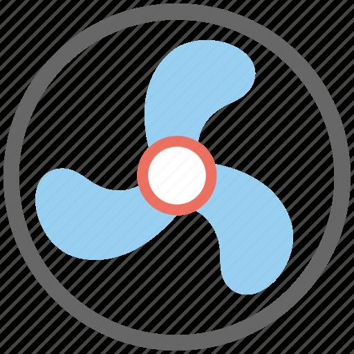 aerator, aero generator, turbine, ventilator, wind turbine icon